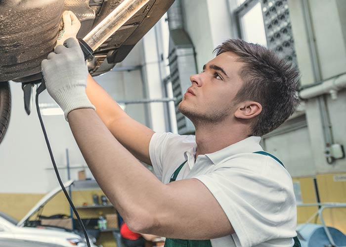 Chevy Chase Auto repair services